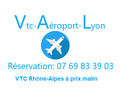 VTC COMMUNES DE LYON AEROPORT